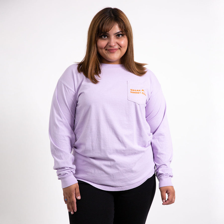 Sunset Club Long Sleeve - Organ Mountain Outfitters