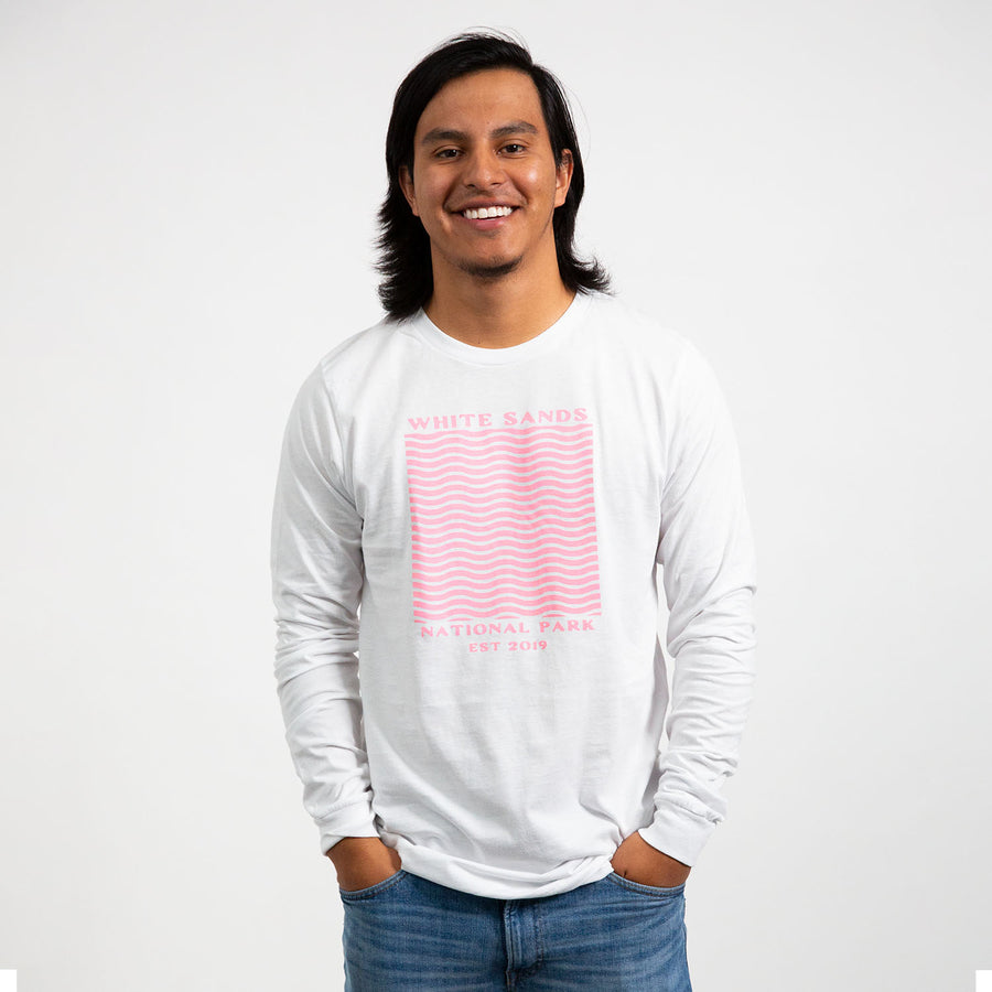 White Sands National Park Long Sleeve - Organ Mountain Outfitters