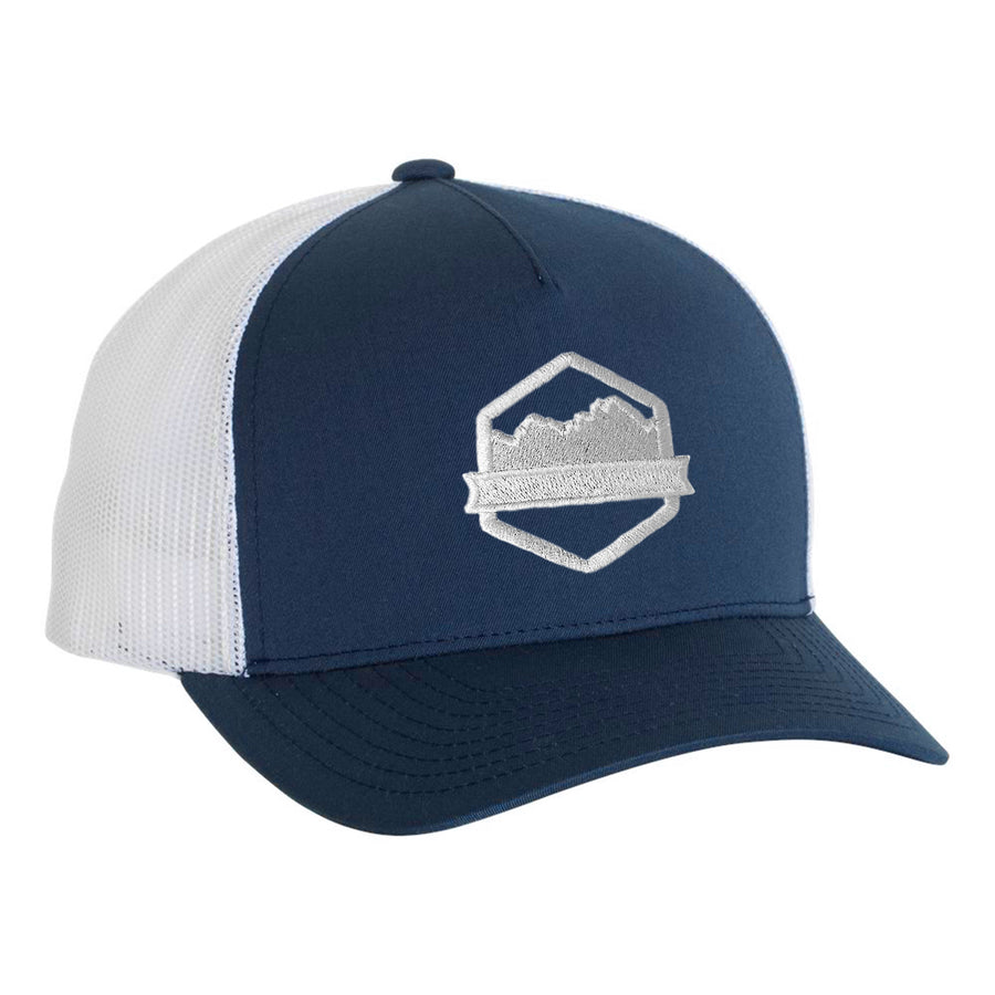 Logo Five-Panel Retro Trucker - Organ Mountain Outfitters