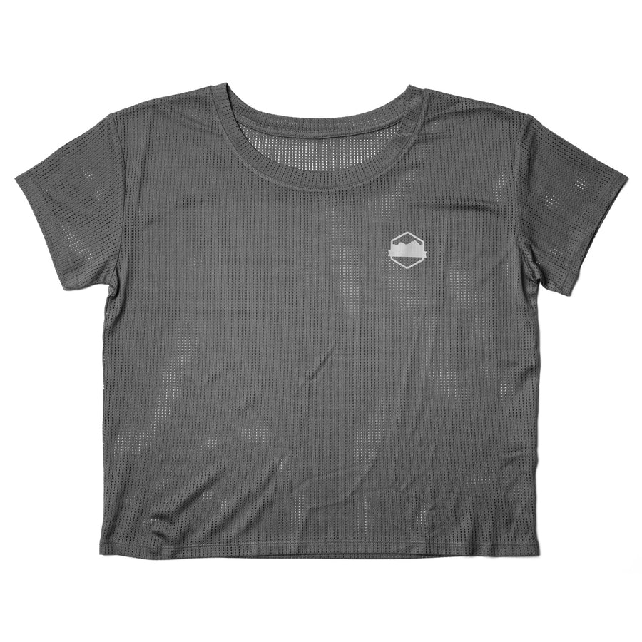 OMO Ladies Performance Crop - Organ Mountain Outfitters