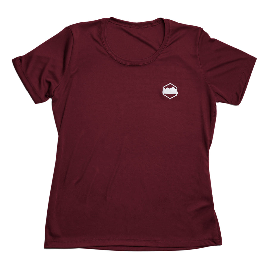 OMO Ladies Performance Tee - Organ Mountain Outfitters