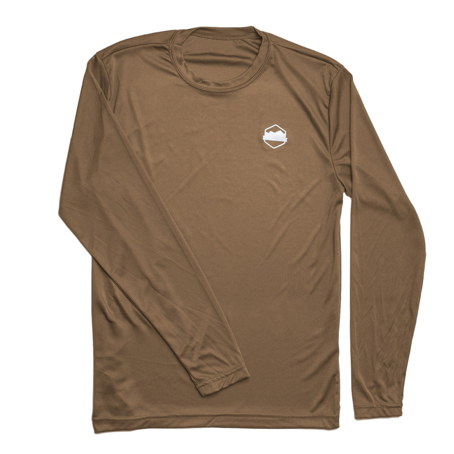 OMO Performance Long Sleeve - Organ Mountain Outfitters