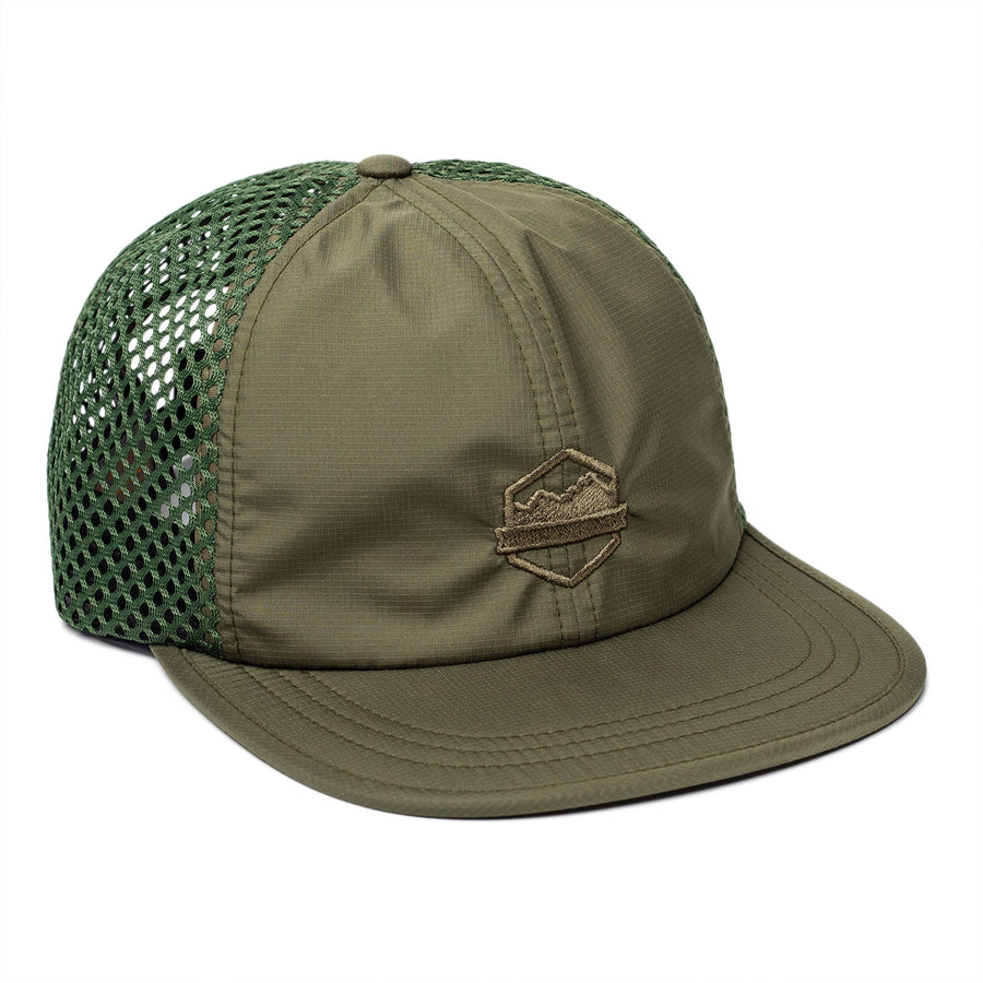 OMO Performance Mesh Cap - Organ Mountain Outfitters