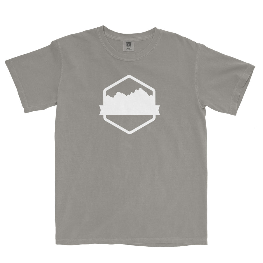 Heavyweight Logo Tee - Organ Mountain Outfitters