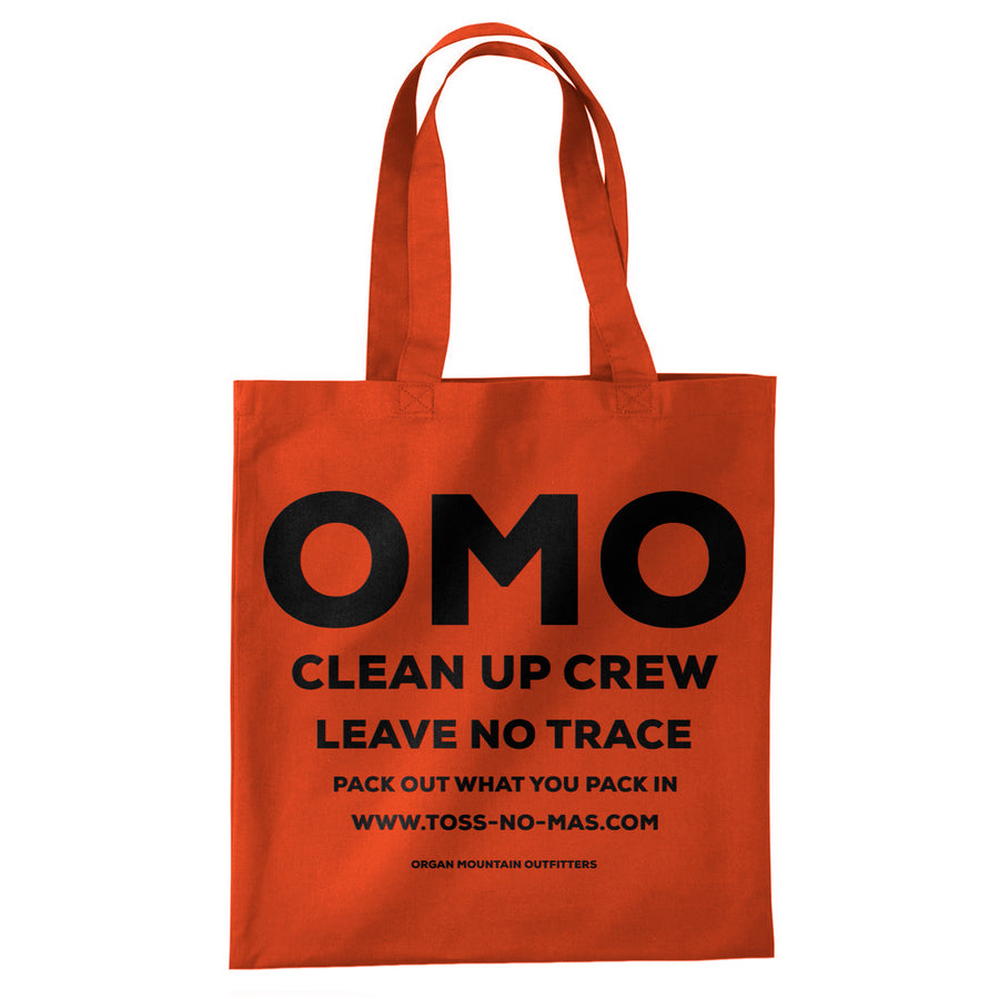 Toss No Mas Tote Bag - Organ Mountain Outfitters