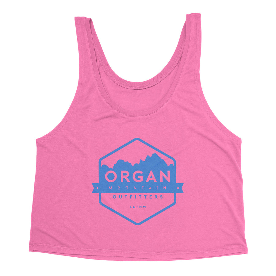 Women's Classic Flowy Boxy Tank - Organ Mountain Outfitters