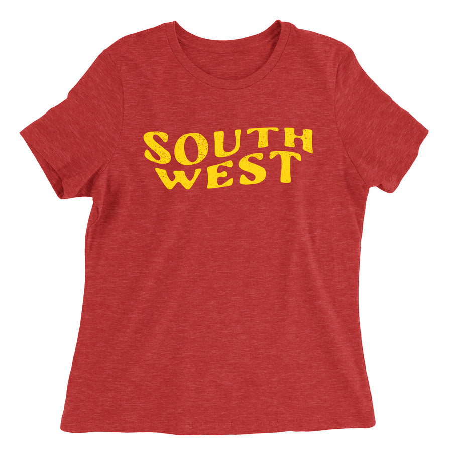 Women's SouthWest Tee - Organ Mountain Outfitters