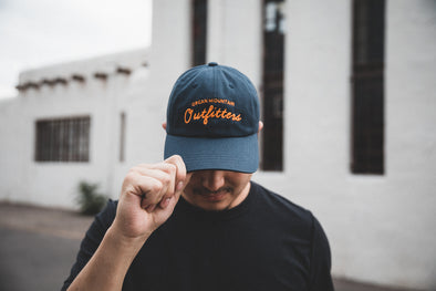 Organ Mountain Outfitters Script Hat