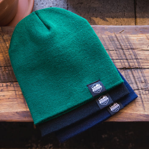 "Organ Mountain - 8.5"" Short Beanie"