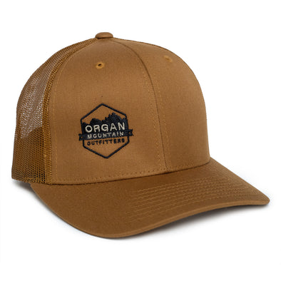 Organ Mountain - Retro Trucker Cap - Organ Mountain Outfitters