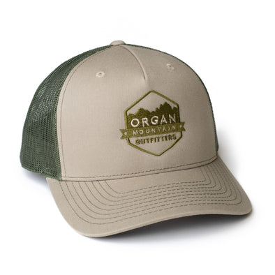 Organ Mountain - Snapback Trucker - Organ Mountain Outfitters