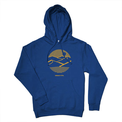 Get Out There Hoodie - Organ Mountain Outfitters