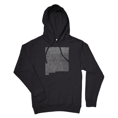 New Mexico Mountain Range - Pullover Hoodie - Organ Mountain Outfitters