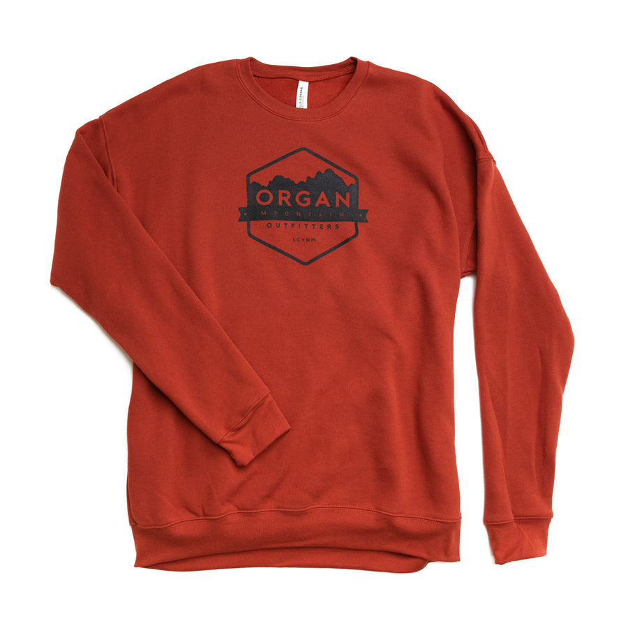 Classic Drop Shoulder Sweatshirt - Organ Mountain Outfitters