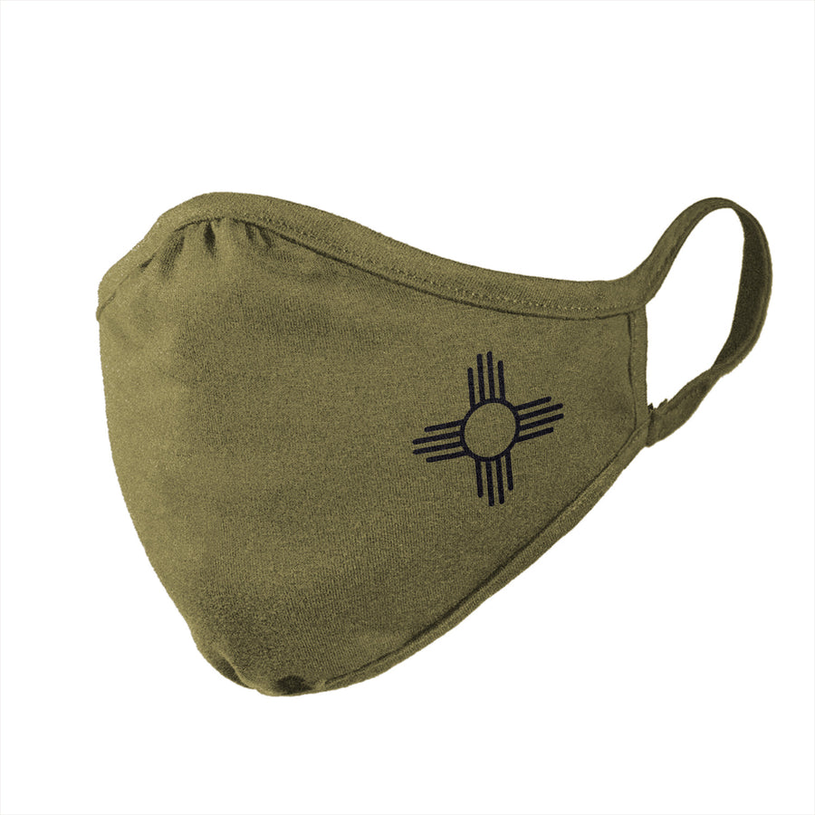 Zia Tri-Blend Face Mask - Organ Mountain Outfitters