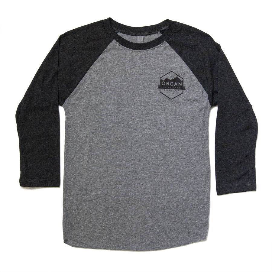 Organ Mountain Pocket Baseball Tee - Organ Mountain Outfitters
