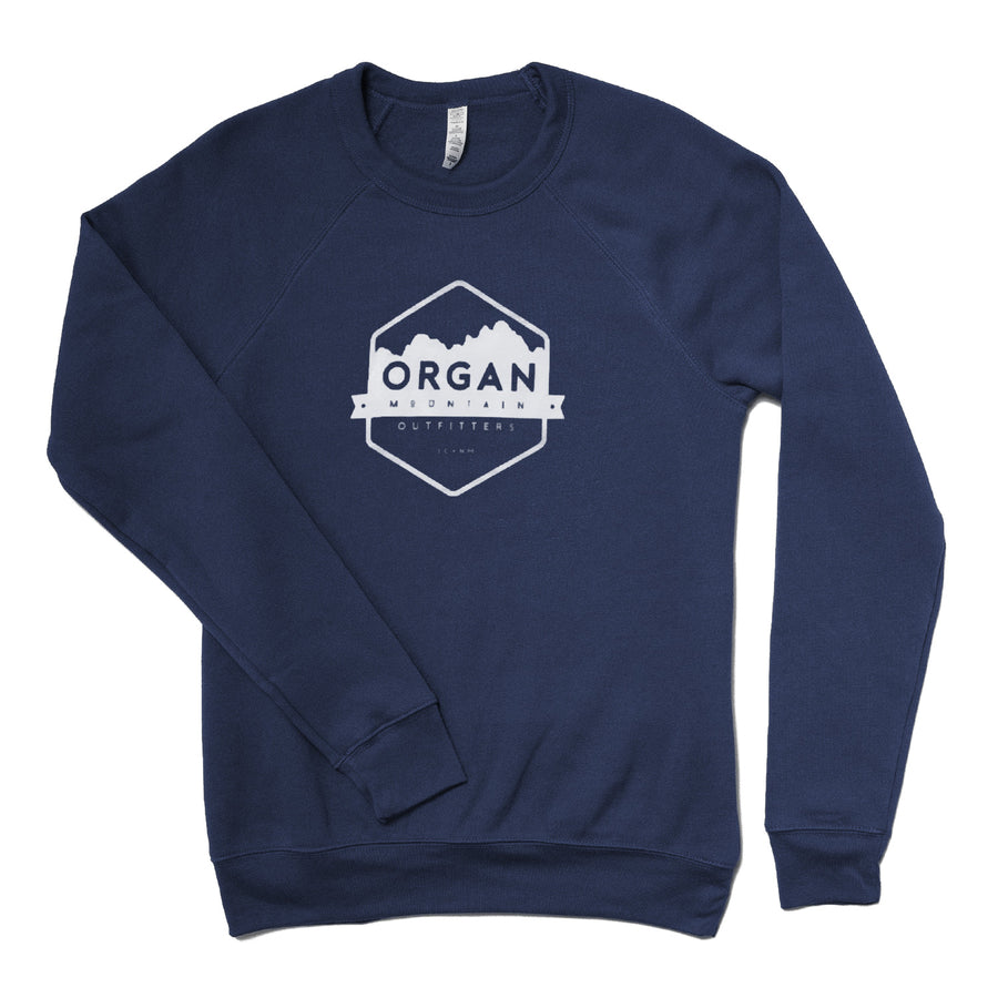 Classic Fleece Crewneck Sweatshirt - Organ Mountain Outfitters