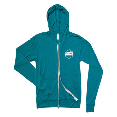 Classic Lightweight Zip Up Hoodie - Organ Mountain Outfitters