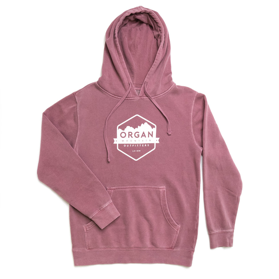 Classic Heavyweight Dyed Hoodie - Organ Mountain Outfitters