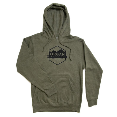 Classic Midweight Hooded Pullover - Organ Mountain Outfitters