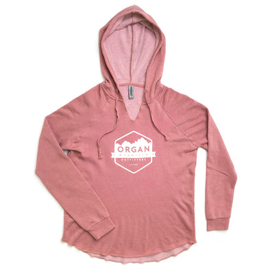 Classic Lightweight Washed Pullover - Organ Mountain Outfitters