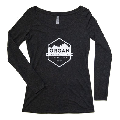 Women's Original Long Sleeve Scoopneck