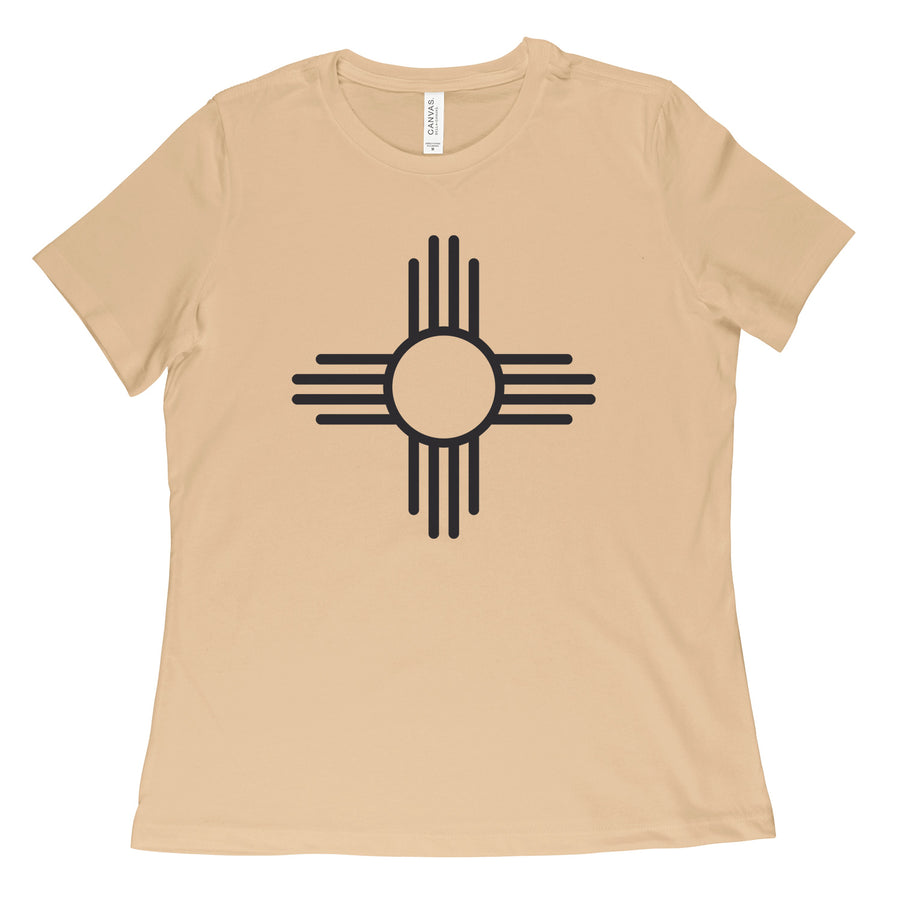 Zia Women's Relaxed Tee - Organ Mountain Outfitters