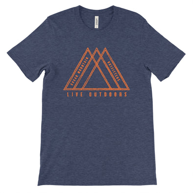 Live Outdoors Youth Tee - Organ Mountain Outfitters