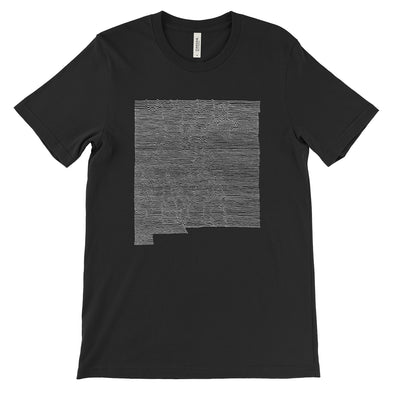 New Mexico Mountain Range Youth Tee
