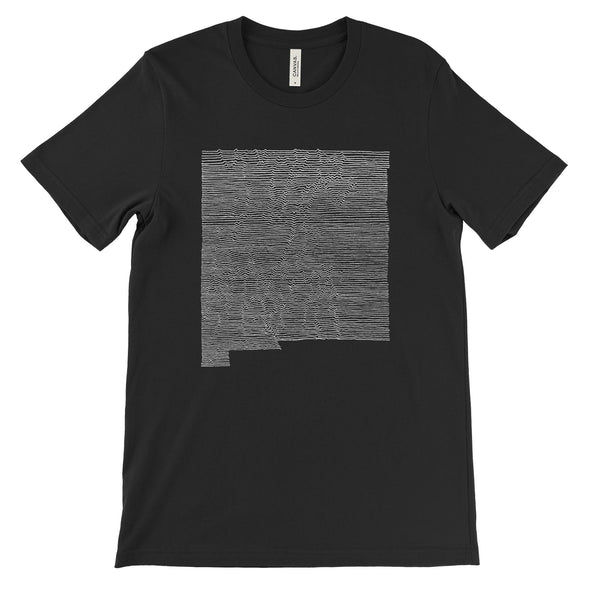 New Mexico Mountain Range Youth Tee - Organ Mountain Outfitters
