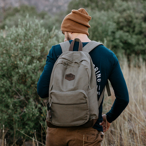 Organ Mountain Vintage Backpack