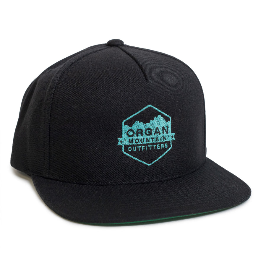 Wool Blend Snapback - Organ Mountain Outfitters