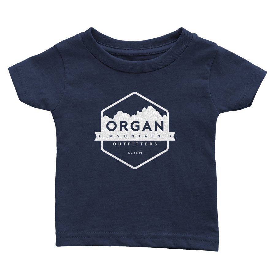 Infant Classic Logo Tee - Organ Mountain Outfitters