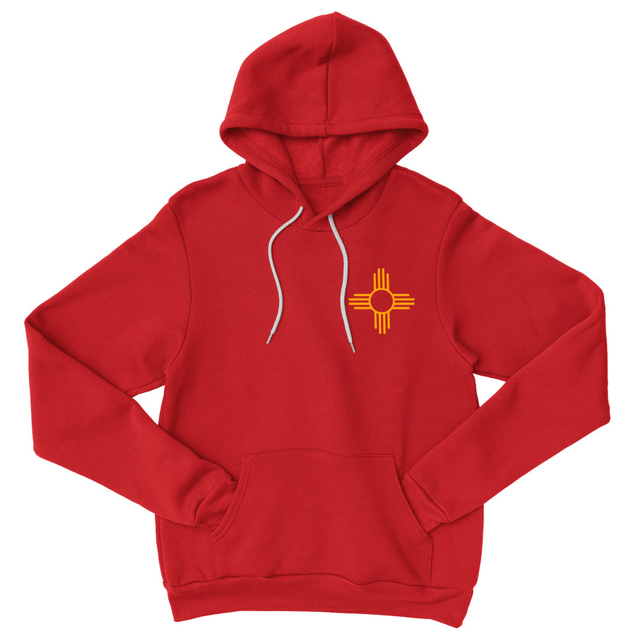 Zia Fleece Pullover Hoodie - Organ Mountain Outfitters