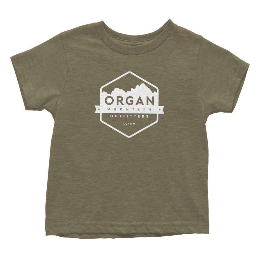 Toddler Classic Logo Tee - Organ Mountain Outfitters