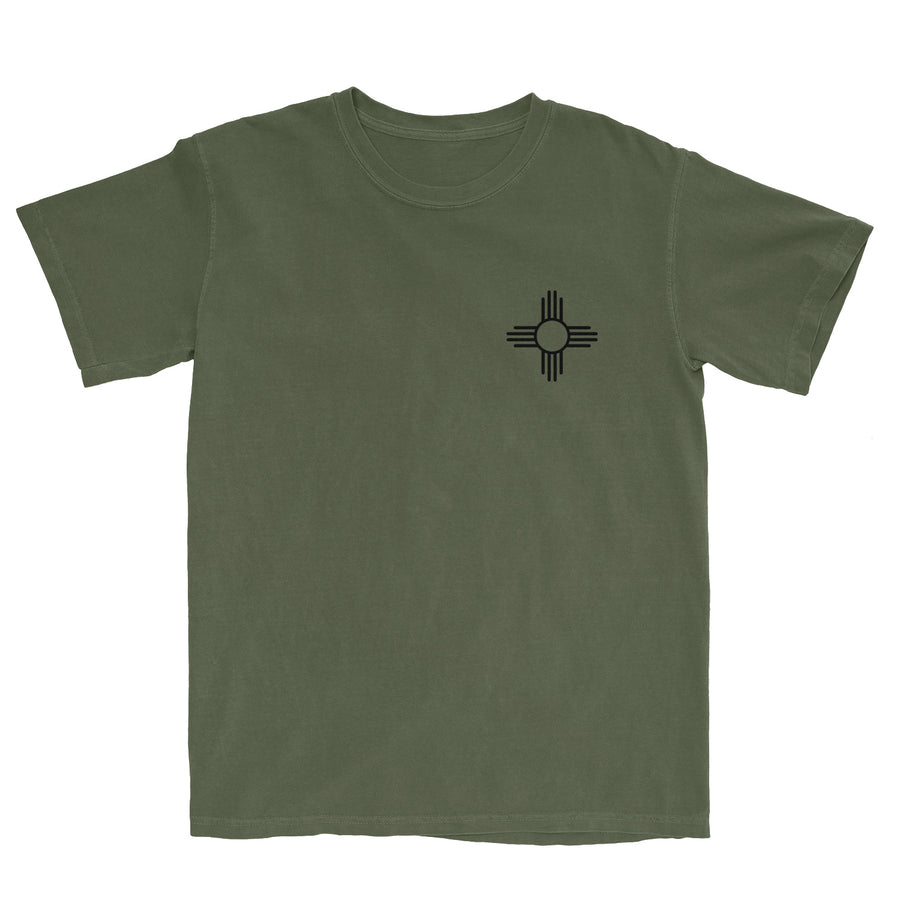 Zia Heavyweight Tee - Organ Mountain Outfitters