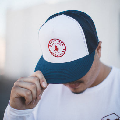 Take A Hike Five-Panel Classic Trucker