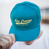 New Era® Las Cruces Script Flat Bill Snapback Cap