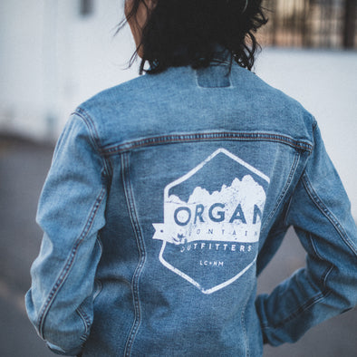 Organ Mountain Classic Denim Jacket