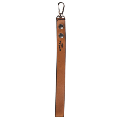 Organ Mountain Leather Lanyard