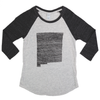 Women's NM Range Baseball T-Shirt
