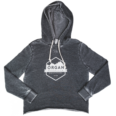 Organ Mountain French Terry Hoodie