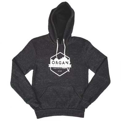 Classic Eco-Fleece Pullover Hoodie - Organ Mountain Outfitters