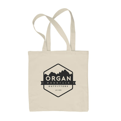 Tote Bag - Classic Logo - Organ Mountain Outfitters
