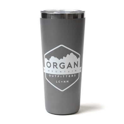 Organ Mountain Travel Tumbler