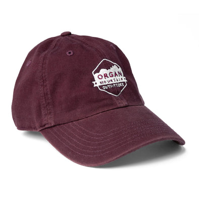 Dad Cap - Organ Mountain Classic Logo - Organ Mountain Outfitters