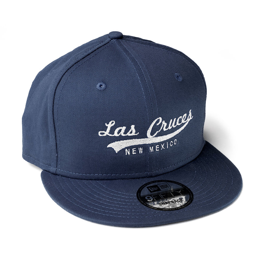 New Era® Las Cruces Script Flat Bill Snapback Cap - Organ Mountain Outfitters