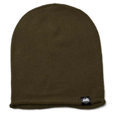 Organ Mountain Oversized Knit Beanie - Organ Mountain Outfitters