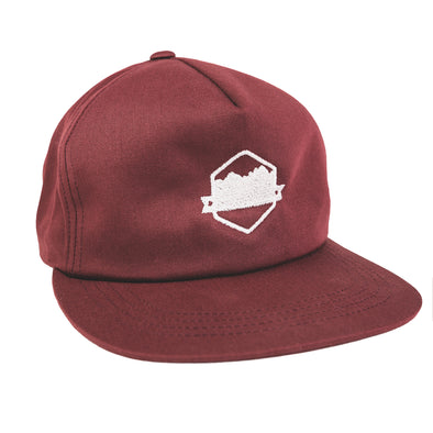 Unstructured Organ Mtn 5-Panel Snapback