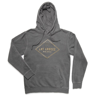 3 Crosses Heavyweight Hooded Sweatshirt